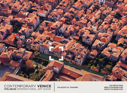 "Participation in the ""VENICE INTERNATIONAL ART FAIR"" in Venice (Italy) from july 23 to august 21 2020"