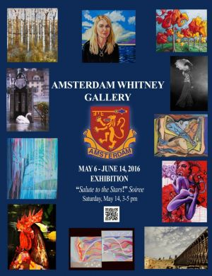 Exhibition in Amsterdam Whithney Gallery New York (USA) -May-2016